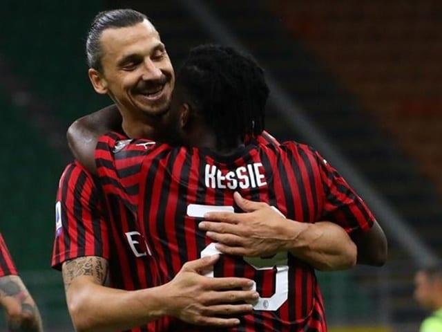AC Milan đã giành được tấm vé tham dự Europa League