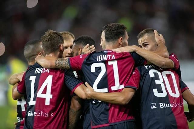 Cagliari đã hết mục tiêu thi đấu ở mùa giải năm nay