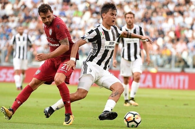 Các chuyên gia đánh giá khả năng giành chiến thắng của Juventus là cao hơn rất nhiều