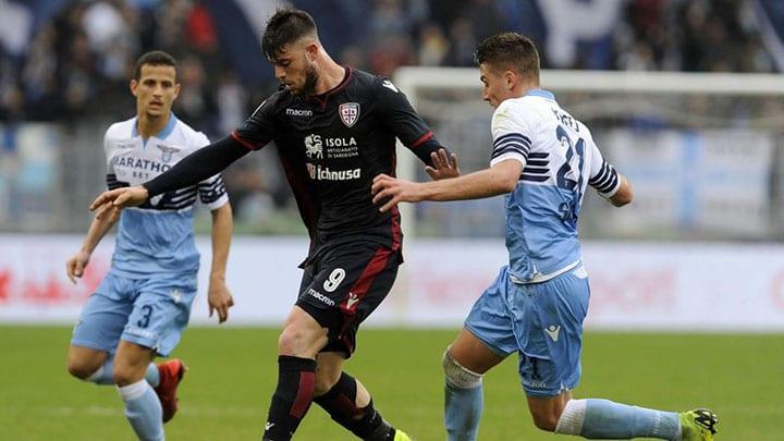 Cagliari không được đánh giá cao trong trận đấu lần này