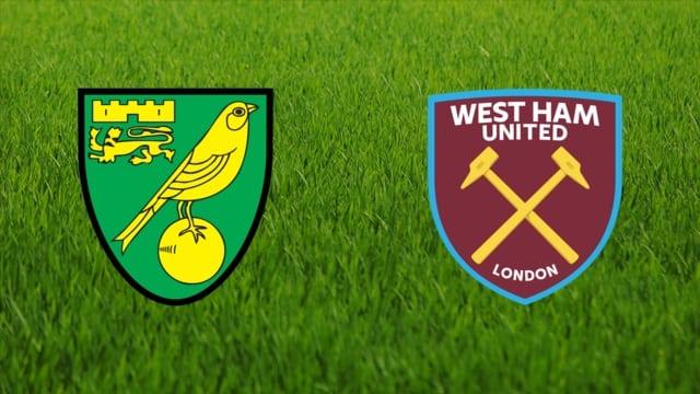 Soi kèo Norwich City vs West Ham United 18h30 ngày 11/7/2020 – Vòng 35 Ngoại Hạng Anh