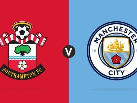 Soi kèo Southampton vs Manchester City lúc 01h00 ngày 6/7/2020 – Giải Ngoại Hạng Anh