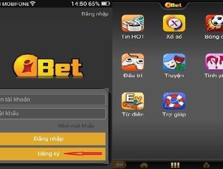 Ứng dụng Ibet – Ứng dụng hàng đầu về cá cược trực tuyến