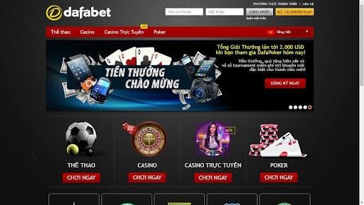 Kho game hấp dẫn tại Dafabet | Dafabet review