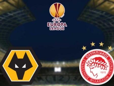 Nhận định kèo Wolves vs Olympiakos 02h00 ngày 07/08/2020 – Cúp C2 Châu Âu