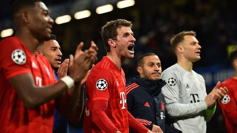 Bayern Munich có cơ hội chiến thắng cao hơn