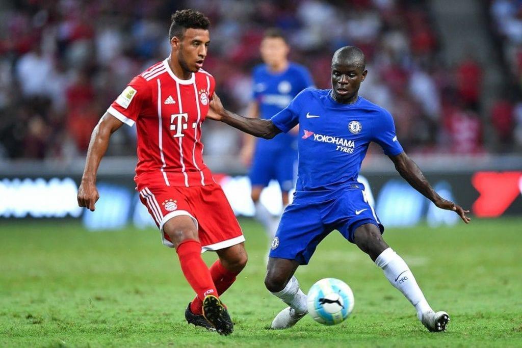 Chelsea dường như đang yếu thế hơn do thi đấu trên sân khách