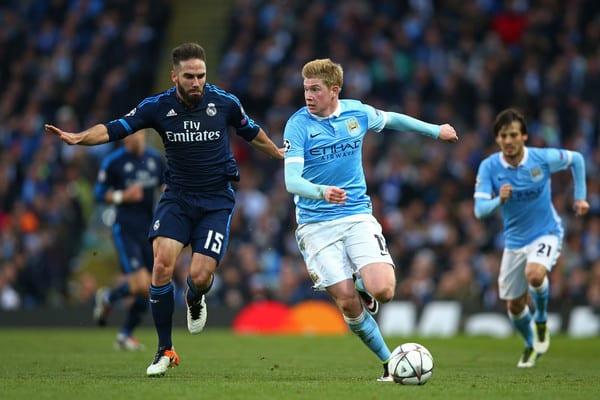 Man City có ưu thế hơn khi thi đấu trên sân nhà
