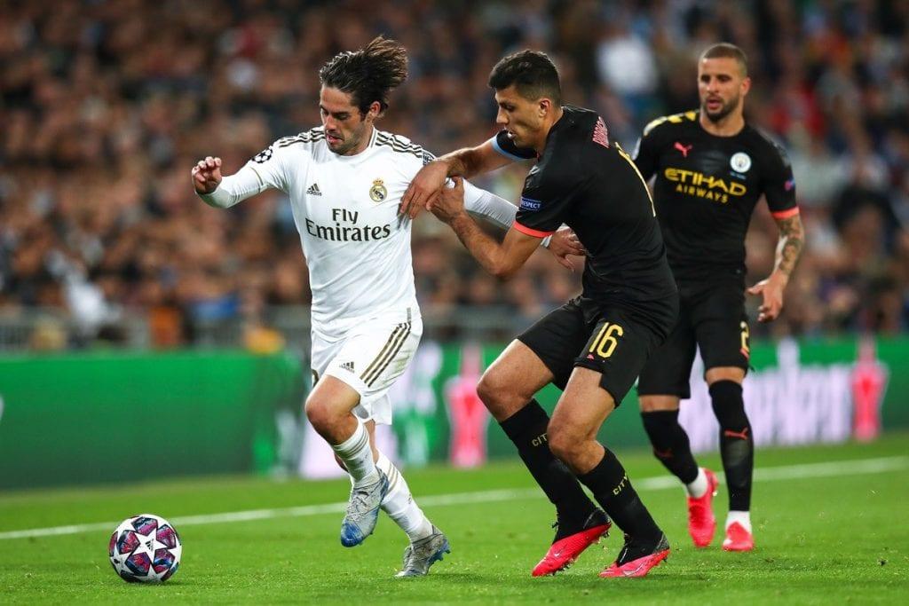 Real Madrid đươc đánh giá cao hơn