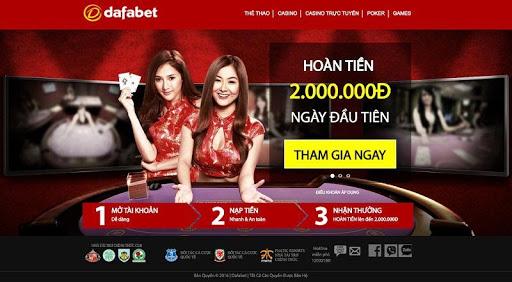 Dafabet casino có gì hay | Hướng dẫn download và cách chơi