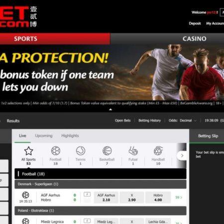 Hướng dẫn đăng ký tài khoản 12BET đơn giản an toàn nhất
