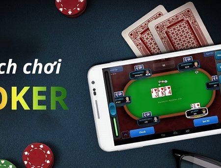 Bí kíp chơi đánh bài poker thắng lớn từ cao thủ