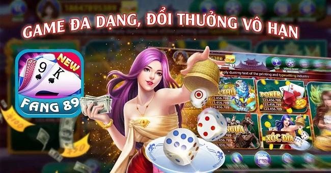 Hướng dẫn tải Fang89 – Game bài xanh chín số 1 Việt Nam