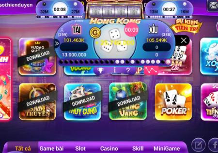 Hướng dẫn tải gamevip chơi game thả ga 2021 đơn giản mà an toàn