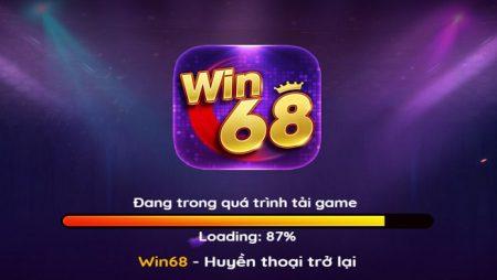 Tải Win68 Club cổng game đẳng cấp quốc tế mang cả kho game về nhà