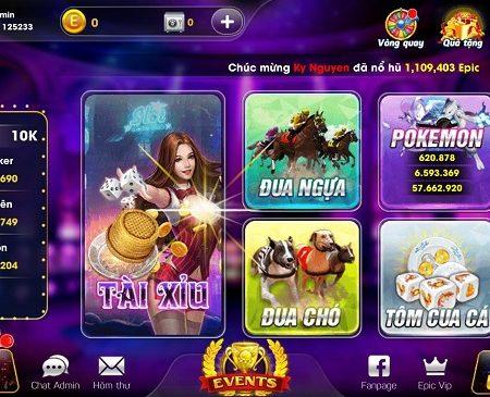 Tải Epic Jackpot – Cổng Game Giải Trí Hàng Đầu Hiện Nay