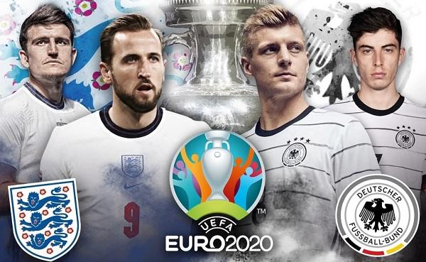 doi tuyen anh tai euro 2021
