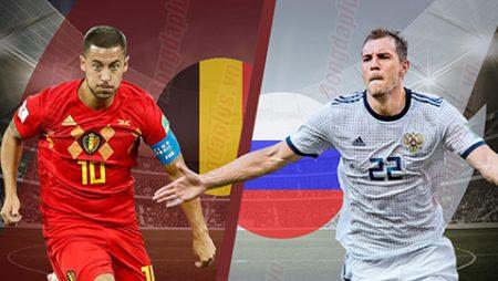 Nhận định soi kèo Bỉ vs Nga ngày 13/6 tại Euro 2021