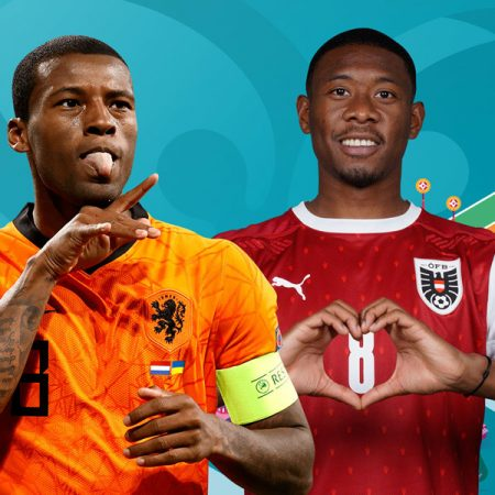Nhận định soi kèo Euro bảng C giữa Áo vs Hà Lan năm 2021