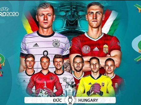 Nhận định soi kèo Euro giữa Đức vs Hungary ngày 24/6