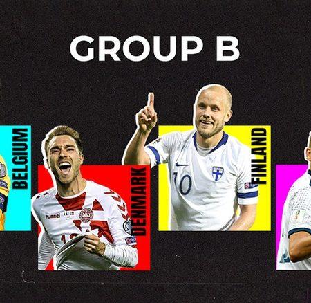 Những bất ngờ trong nhận định bóng đá Euro bảng B